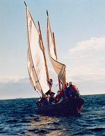 undersail